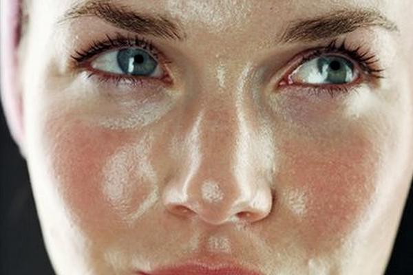 Жирный блеск на лице в домашних условиях быстро 9