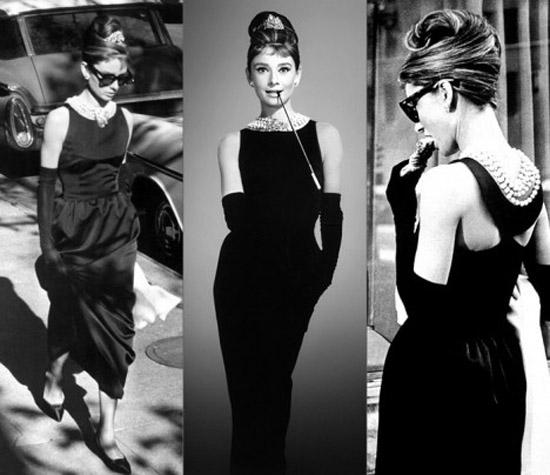 Маленькое чёрное платье (МЧП)